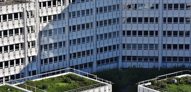 Wolkenkrabber gebouwen
